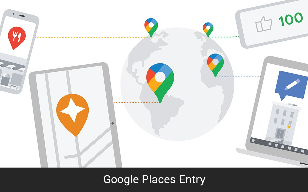 Google Places Entry