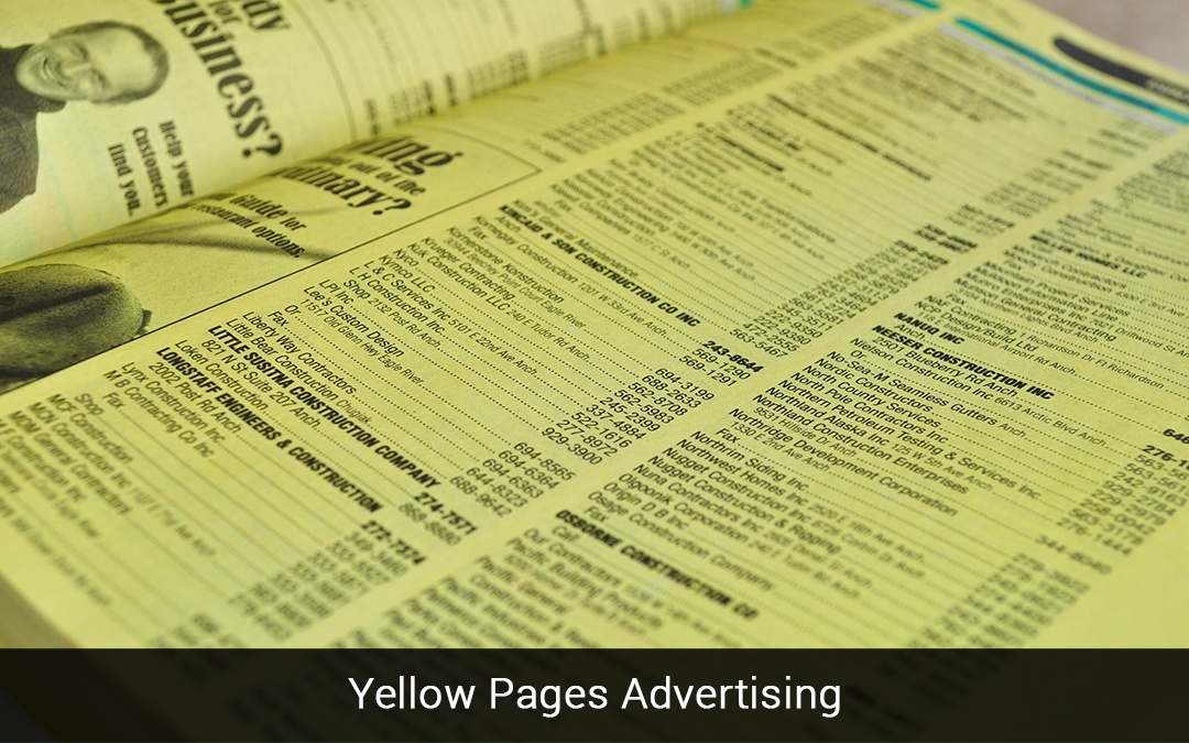 Yellow Pages Advertising