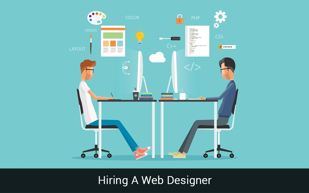 Hiring Web Designer In Canada And The USA