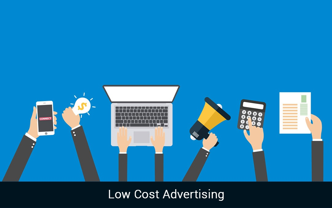 Low Cost Advertising