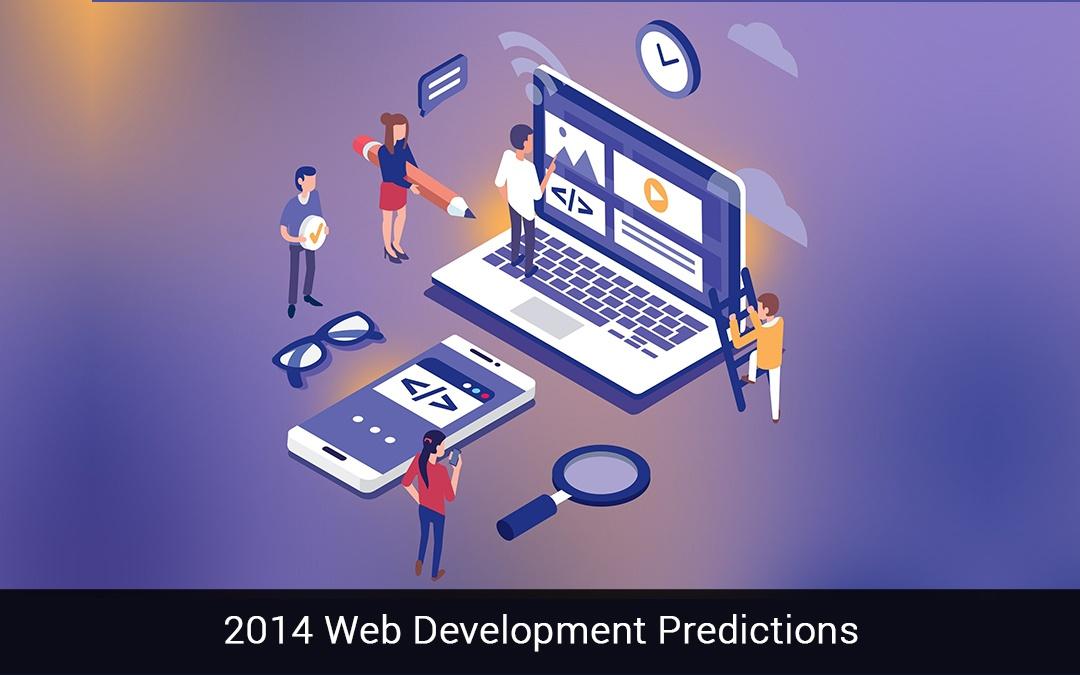 2014 Web Development Predictions