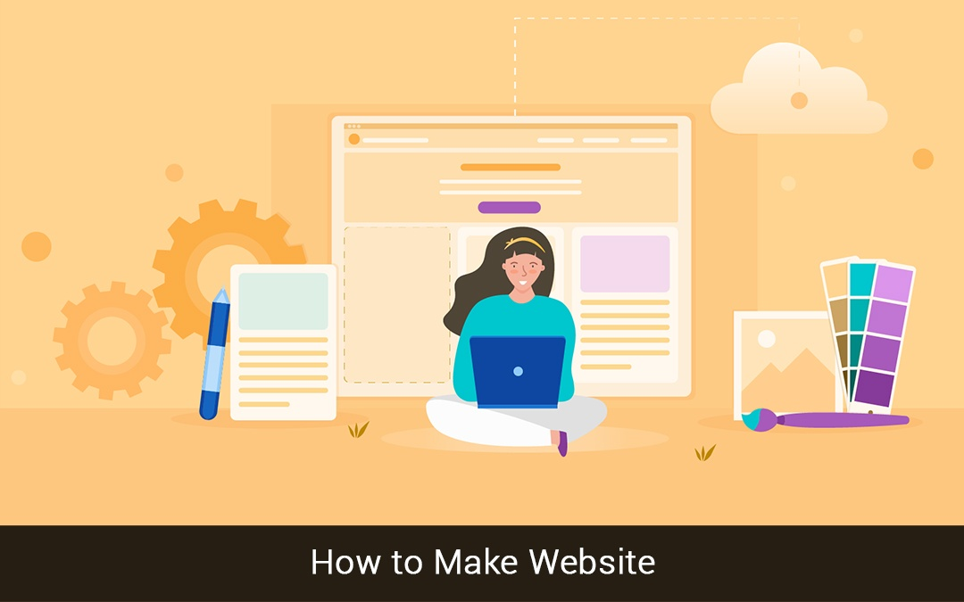 How to Make Website