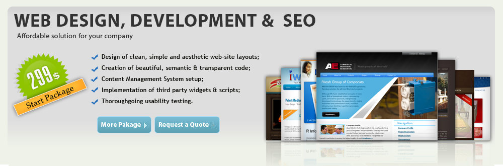 Cost Analysis Of Web Design Companies In Canada