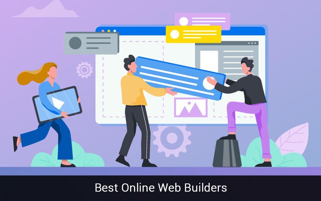 Best Online Web Builders