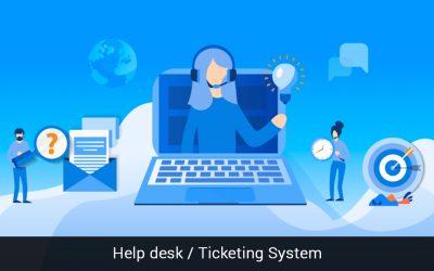 Help desk / Ticketing System