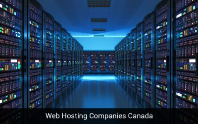 Web Hosting Companies Canada